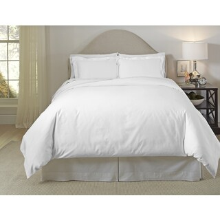Pointhaven 300 Thread Count Organic Cotton Duvet Set