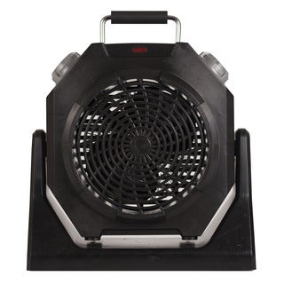 Black and Decker 1500W Portable Heater with Fan