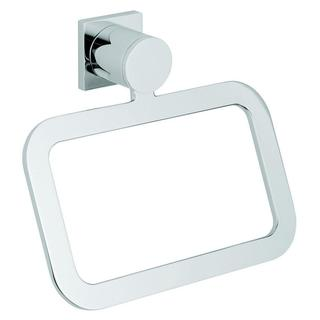 GROHE Allure Towel Ring in Starlight Chrome