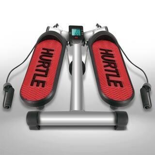 18265d4eb34 SereneLife SLXS6 Elliptical Fitness Step Trainer Exercise Machine