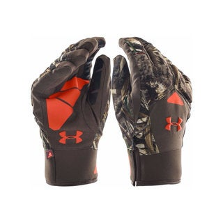 Under Armour ColdGear Multicolored Polyester Infrared Scent Control 2.0 Primer Gloves