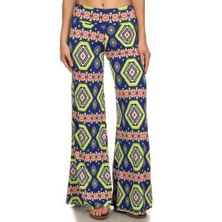 Women's Palazzo Pattern Pants