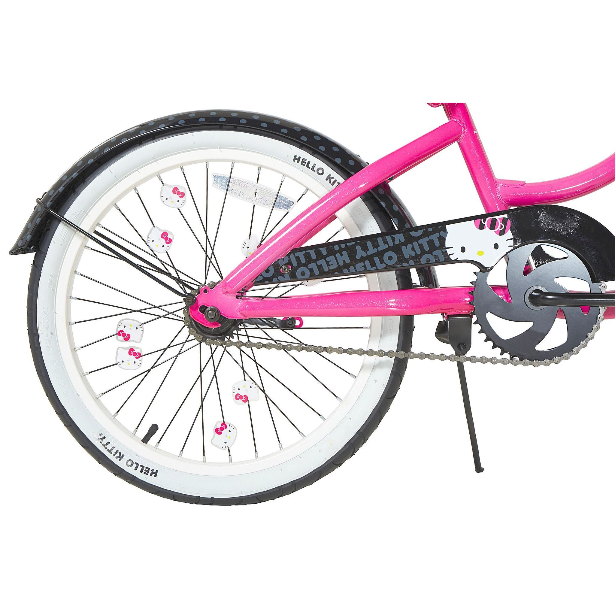 09800934640 Shop Hello Kitty Pink 20-inch Beach Cruiser - Free Shipping Today -  Overstock - 12888613