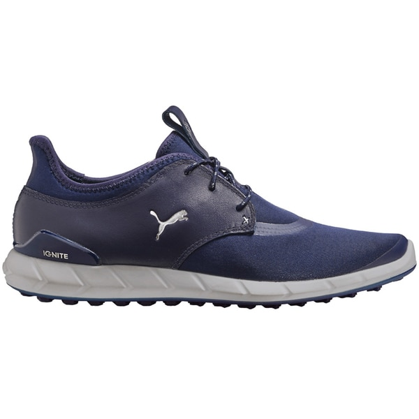 PUMA Ignite Spikeless Sport Golf Shoes 2016 Peacoat/Silver/White