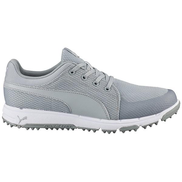 PUMA Grip Sport Golf Shoes 2016 Quarry/White
