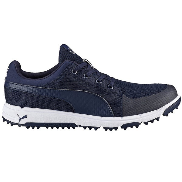 PUMA Grip Sport Golf Shoes 2016 Peacoat/White