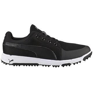 PUMA Grip Sport Golf Shoes 2016 Black/White