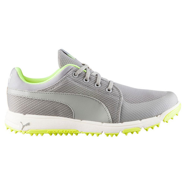 95ebd0903ed Shop PUMA Grip Sport Golf Shoes 2017 Drizzle Yellow - Free Shipping Today -  Overstock - 12888771