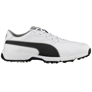 PUMA Ignite Drive Golf Shoes 2016 White/Black/Drizzle