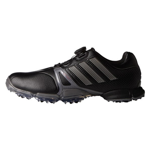 Adidas Powerband Tour Boa Golf Shoes 2016 Black/Silver
