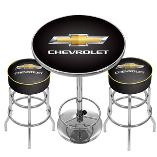 Chevrolet Racing Combo - 2 Bar Stools and Table