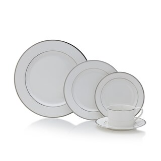 Mikasa Haley Platinum 20-piece Dinnerware Set
