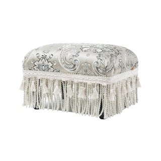 Jennifer Taylor Fiona Traditional Accent Ottoman