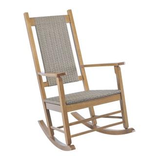 Jack Post Knollwood Wicker Rocking Chair