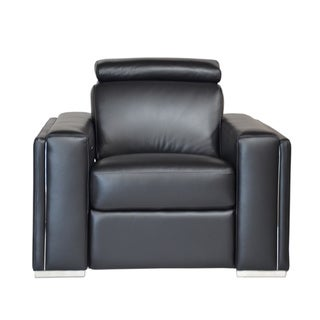 Ellie Full top grain leather Reclining Motion Chair