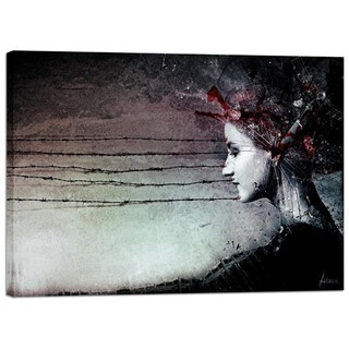 Mario Sanchez Nevado 'You Promised Me a Symphony' Giclee Canvas Wall Art