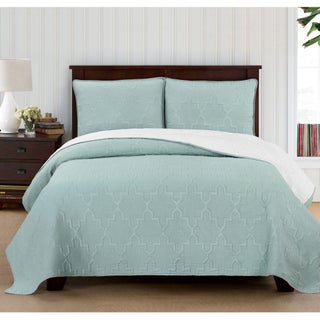 Brielle Casablanca Reversible Quilt Set (More options available)