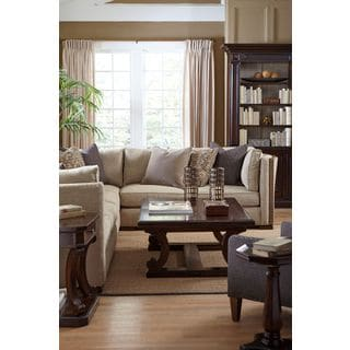 A.R.T. Furniture Madison Bourbon Right Arm Facing Loveseat Sectional Piece