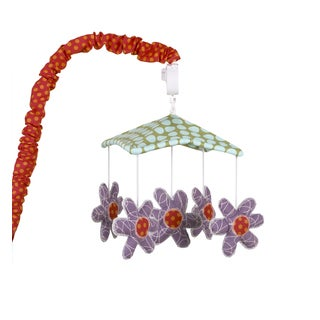 Cotton Tale Lagoon Multicolor Musical Mobile
