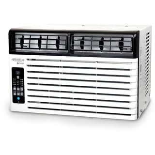 SoleusAir Energy Star 6,400 BTU 115V Window-mounted Air Conditioner With LCD Remote Control