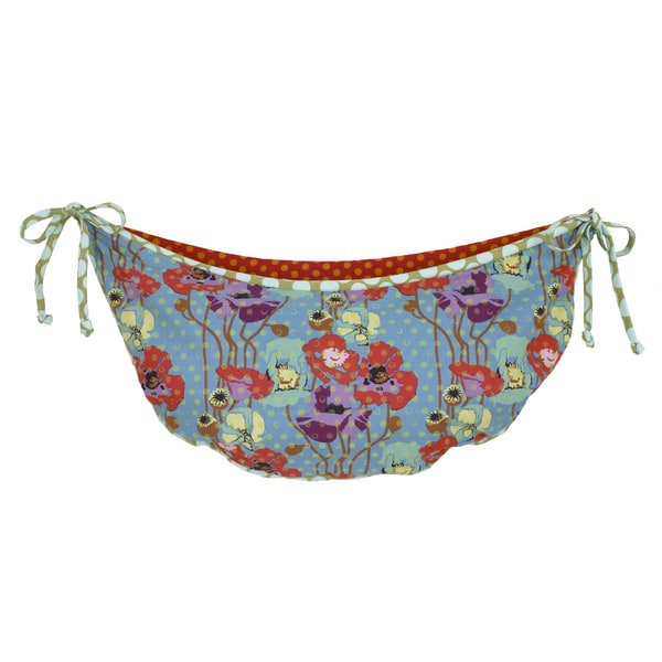 Cotton Tale Girls' Lagoon Cotton Toy Bag
