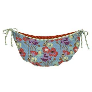 Cotton Tale Girls' Lagoon Cotton Toy Bag