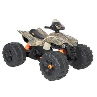 Surge Kids' Boys' Dynacraft Surge Camo 12-volt Mega-wheeled Quad