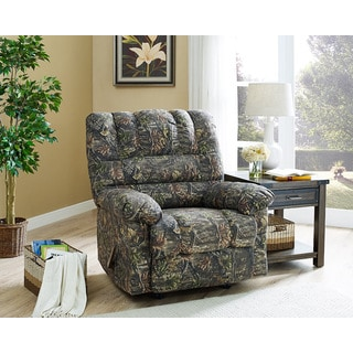 Back Country Swivel Glider Recliner