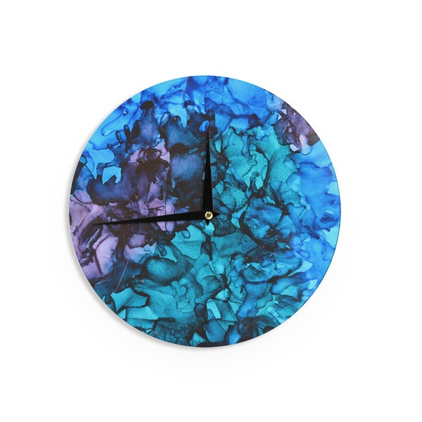 KESS InHouseClaire Day 'Lucid Dream' Wall Clock