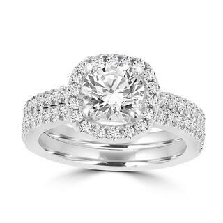 La Vita Vital 14k White Gold Diamond 1 3/4ct TDW Bridal Set|https://ak1.ostkcdn.com/images/products/12897458/P19654915.jpg?impolicy=medium