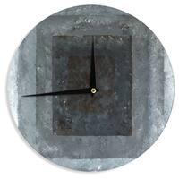KESS InHouseCarolLynn Tice 'Art Box' Wall Clock