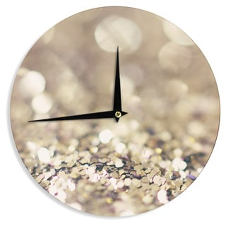 KESS InHouseBeth Engel 'Pirates Treasure' Wall Clock
