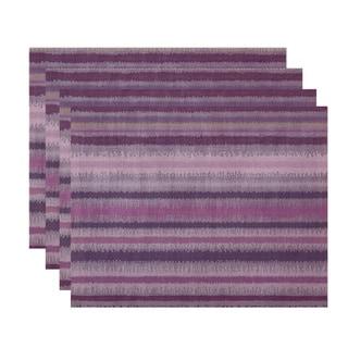 Raya De Agua Stripe Print Place Mat (Set of 4)