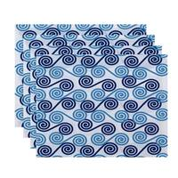 Rip Curl Geometric Print Place Mat (Set of 4)
