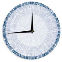 "Kess InHouse Anchobee ""Pulp"" Wall Clock 12"""