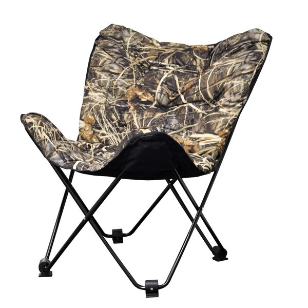 Realtree Outdoor Erfly Papasan Chair