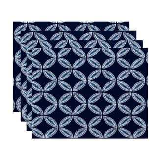 Tidepool Geometric Print Place Mat (Set of 4)