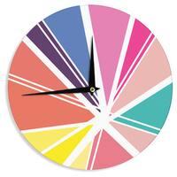 "Kess InHouse Belinda Gillies ""Boldly Bright"" Cutting Board, 11.5"" x 15.75"""