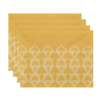 Watermark Geometric Print Place Mat (Set of 4)