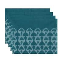 Watermark Geometric Print Place Mat (Set of 4)