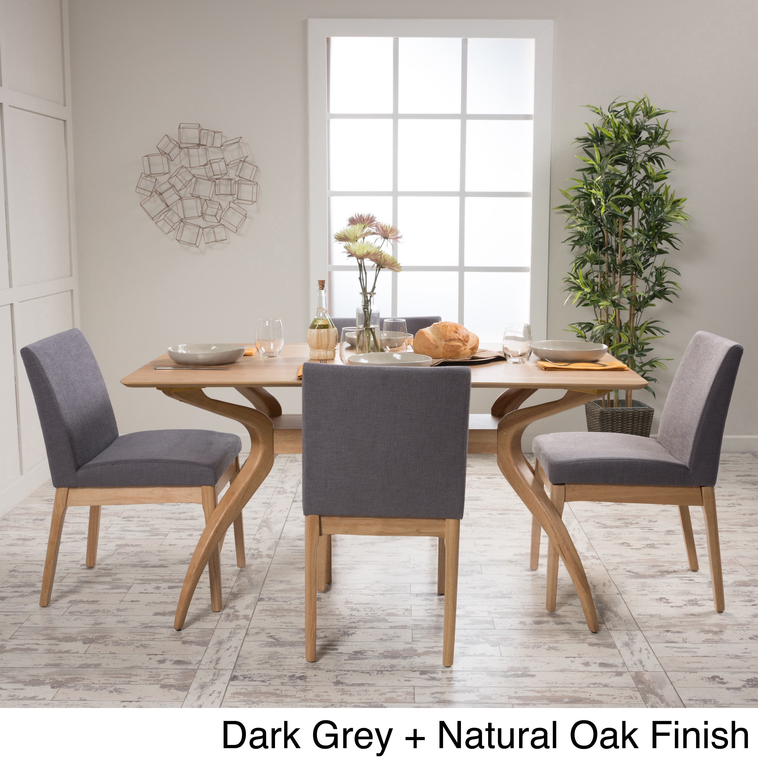 Grey Kitchen Dining Room Sets For Less