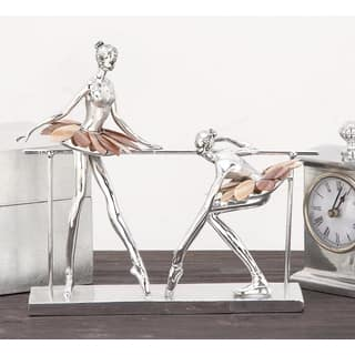 Urban Designs 'Ready For My Debut' Decorative Ballet Dancers Figurines|https://ak1.ostkcdn.com/images/products/12898506/P19655867.jpg?impolicy=medium