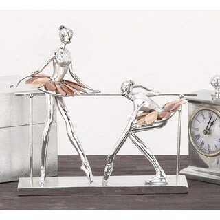 Urban Designs 'Ready For My Debut' Decorative Ballet Dancers Figurines