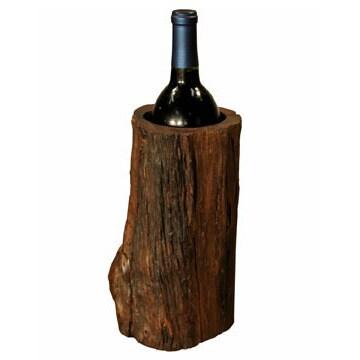 Handmade WA-0293 Wishing Well Wine Stand (Thailand)