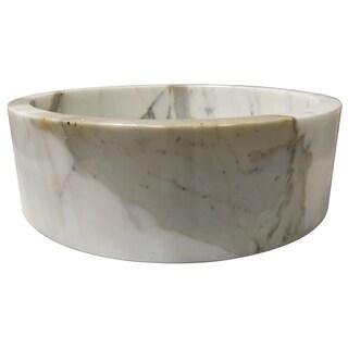 Italian Calacattaa Gold Marble Sink