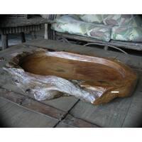 Handmade Whistler's Wood Platter (Thailand)