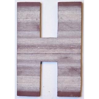 Sahara Letters H