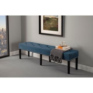 HD Couture Dark Blue Velvet King Bench https://ak1.ostkcdn.com/images/products/12898645/P19656052.jpg?impolicy=medium