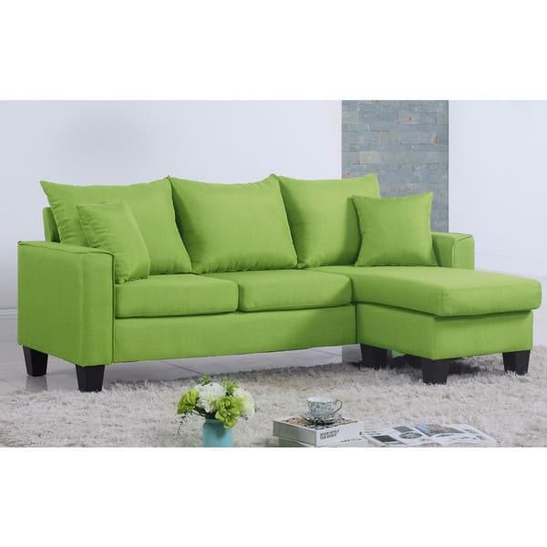 Strange Shop Modern Linen Fabric Small Space Sectional Sofa With Creativecarmelina Interior Chair Design Creativecarmelinacom
