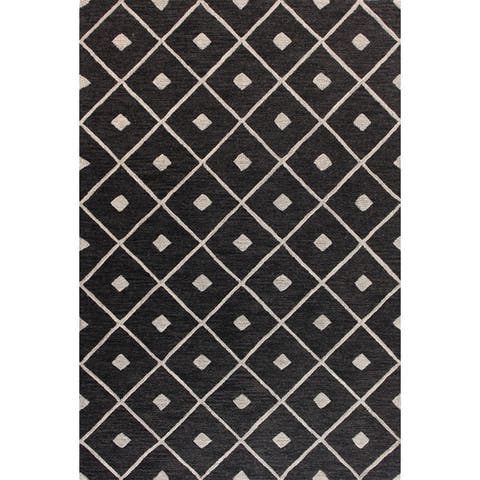 Stowe Contemporary Hand Tufted Area Rug